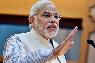 'It's time to address wellness and well being: Narendra Modi