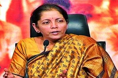 Government only to be facilitator for start-ups: Sitharaman