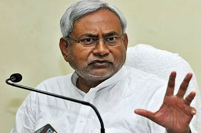 Centre slams Nitish for not thanking PM