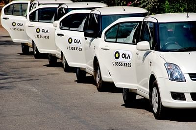 High Court dismisses Ola cabs' plea against ban