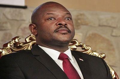 Burundi president Pierre Nkurunziza sworn in for third term