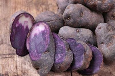 Purple potatoes may prevent colon cancer