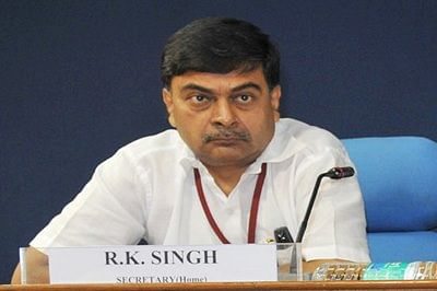 Mann does not feel he has committed a wrong: R.K Singh