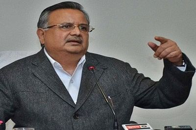 Bastar will become Naxal-free soon: Raman Singh