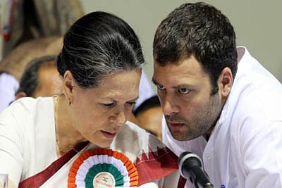 BJP scales up attackon combative Rahul