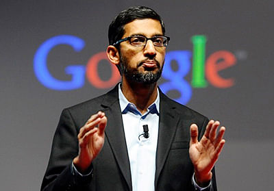 S is for Sundar as Google becomes Alphabet!