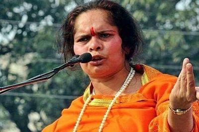 Sadhvi Prachi denied entry into Bishada