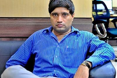 Whistle-blower Sanjiv Chaturvedi conferred Magsaysay award