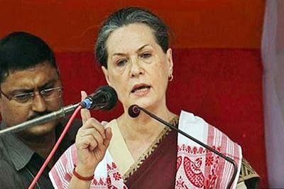 Naxal attack: Sonia Gandhi condemns killing of BSF jawans