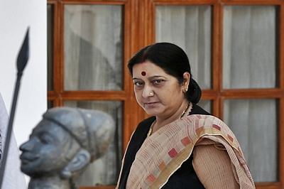 Sushma Swaraj to address Indian diaspora in US