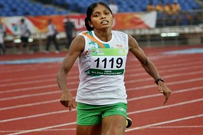 Tintu Lukka fails to advance at World athletics
