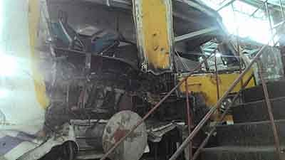 Mahalaxmi workshop to refurbish ill-fated broken Bhayandar train coach
