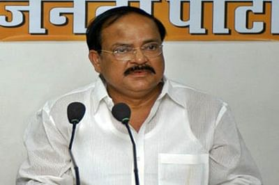'Iron man' Sardar Patel should have been nation's first PM: Naidu
