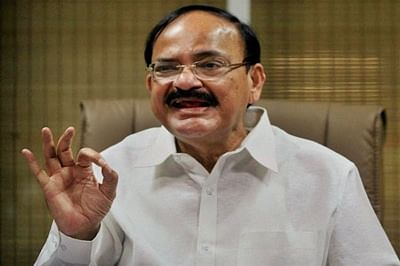 Govt ready to discuss 'intolerance' issue in Parl: Venkaiah Naidu