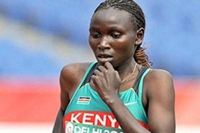 Kenya's 5000m runner Viola Kibiwott hungry for first medal at Worlds