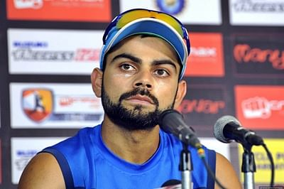 Virat Kohli insists India performing well more important than him getting runs