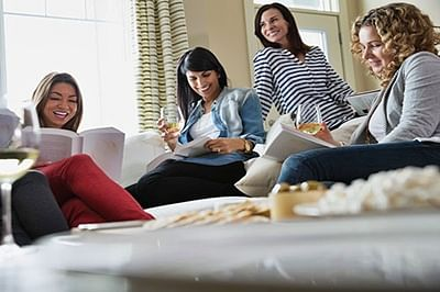 Why women join book clubs