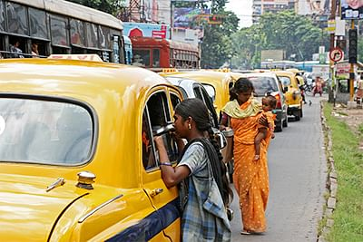 Bengal has highest number of beggars, UP and AP come next