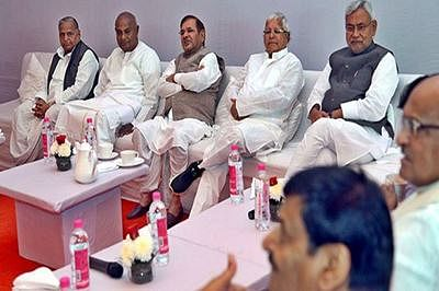 Bihar polls: NDA seat-sharing deal likely by Sept first week