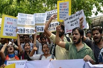 FTII students to meet I and B officials today