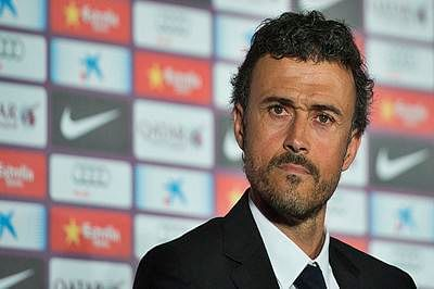 Barcelona manager Enrique defends team selection after Bilbao thrashing