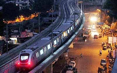 FPJ Special: Siddhivinayak Metro-III stations' space likely to be leased out