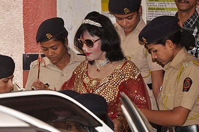 Radhe Maa gets anticipatory bail in dowry abetment case