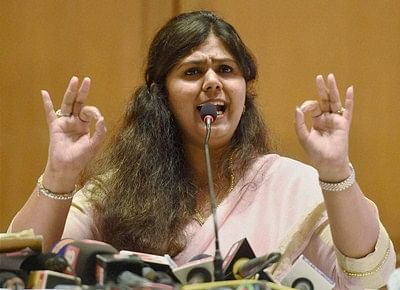 Is Pankaja Munde still with BJP? After 'future journey' post, now change in Twitter bio