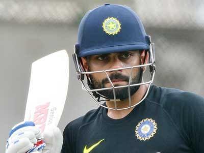 Captain Kohli is bubbling with innovative ideas