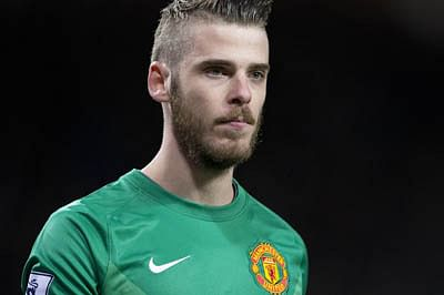 De Gea signs new contractwith Manchester United