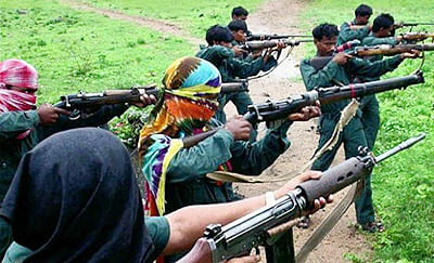 Naxal uniform, arms more enticing than ideology, says study