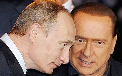 Putin, Berlo under fire  for Crimea wine tasting