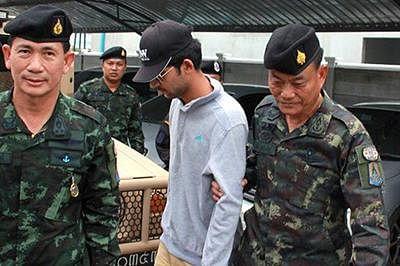 Thai arrests main suspect in Bangkok blast case
