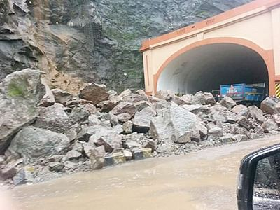 MSRDC on alert in landslide-prone  areas of Mumbai-Pune Expressway