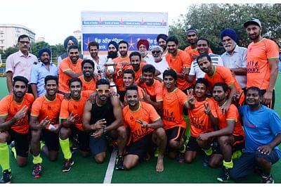 Indian Oil tame AI to retain Super League title