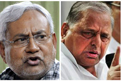 Mulayam Delivers Knockout Punch?