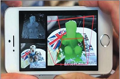 When Phones Turn Into 3D Scanners!