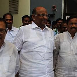 NCP faces existential crisis with Sharad Pawar losing his clout