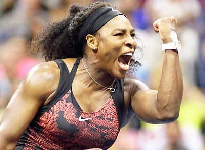 Serena continues to lead women's singles tennis rankings