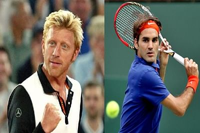 Roger Federer's sneak attack disrespectful to opponents: Boris Becker