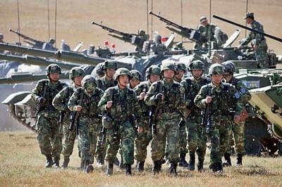 China to optimise forces