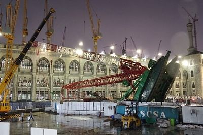 Two from Hyderabad among Makkah tragedy victims