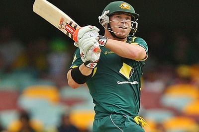 Warner set for paternity leave, may play only 2 games vs India