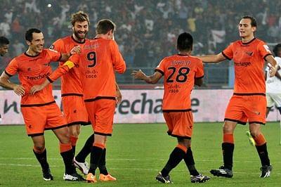 Delhi Dynamos host Pune City in ISL