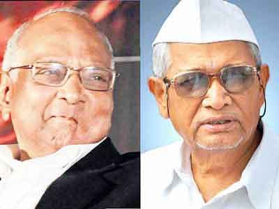 Congress -NCP face no drought of words