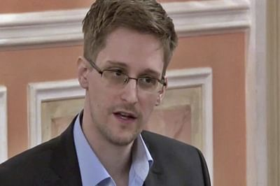 Edward Snowden's first tweet: 'Can you hear me now?'