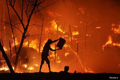 Fire Accidents Kill 54 Every Day, Yet Deaths Have Declined