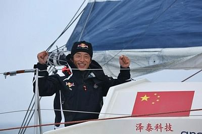 Chinese skipper to depart for Arctic Ocean challenge