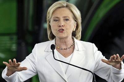 Hillary Clinton says 'I'm sorry' at last
