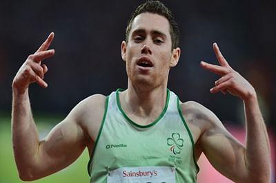 Jason Smyth sets sights on double glory in Rio